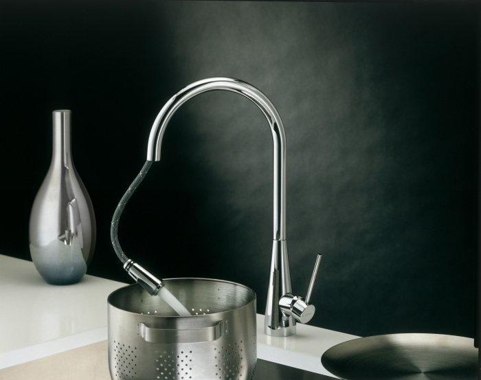 Beautiful Nobili Rubinetterie Cucina Contemporary - Ideas & Design ...